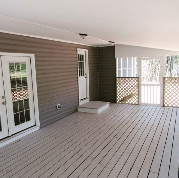 custom patios and deck design and installation for residential properties
